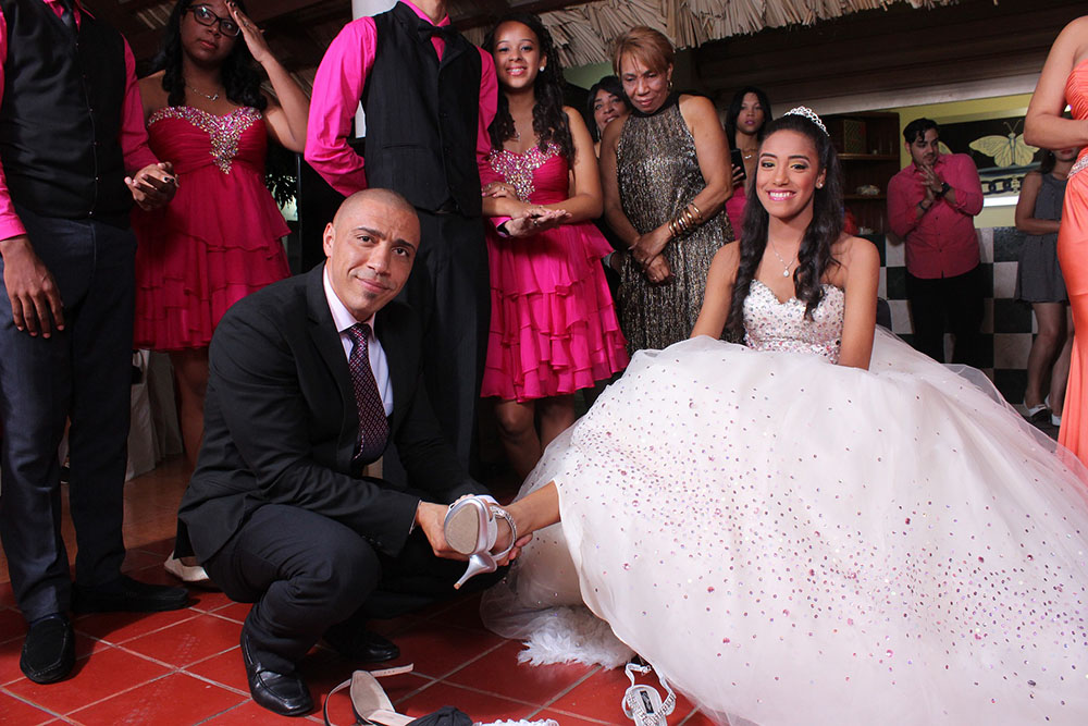 quince invitations for the quinceanera party