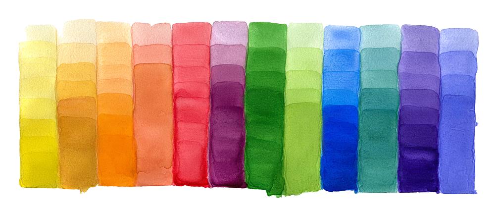 Dennis Wisser Color Chart
