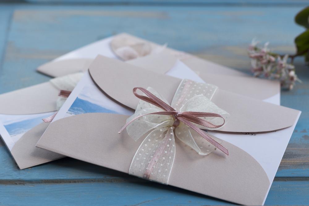 luxury wedding invitation envelopes