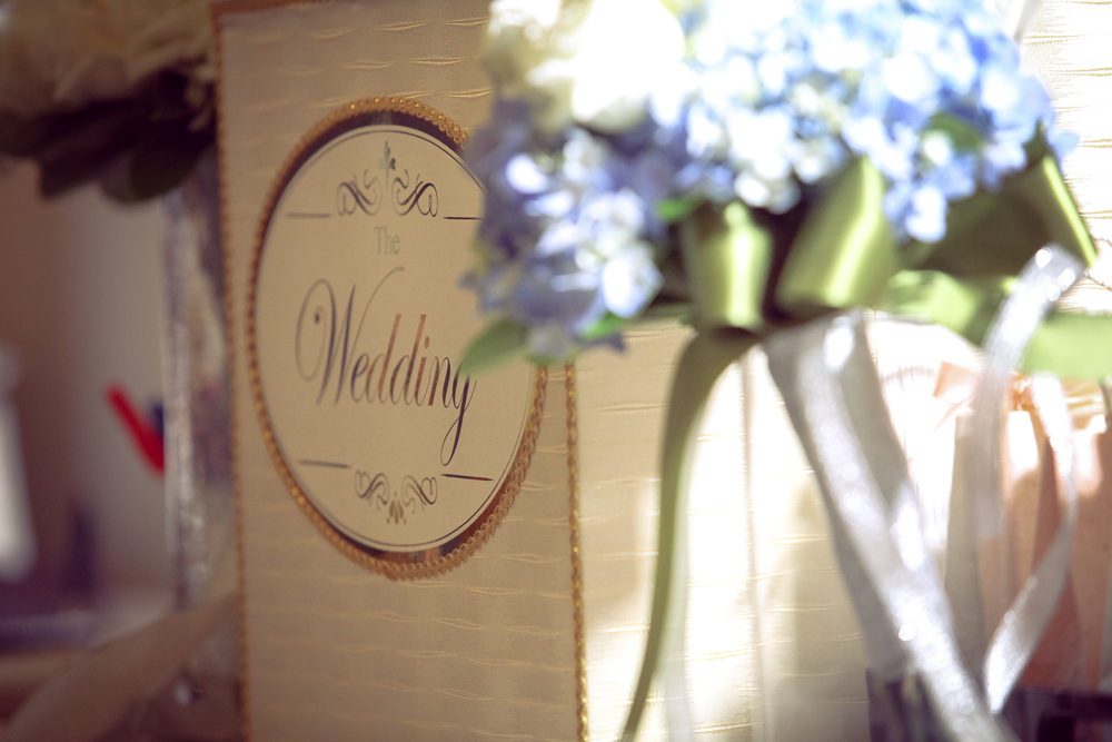 This Is How Outdoors Wedding Boxes Set the Tone
